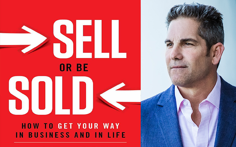 Sell Or Be Sold – Book Summary