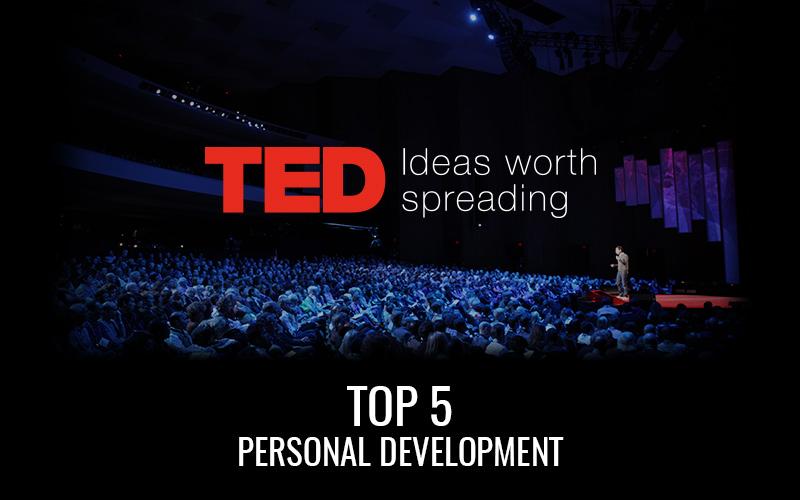 Top 5 – TED Talks – Personal Development