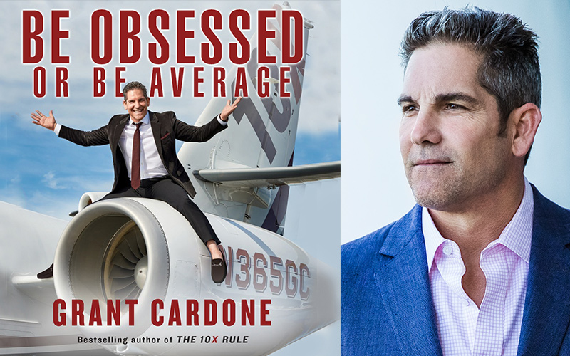 Be Obsessed or Be Average – Book Summary